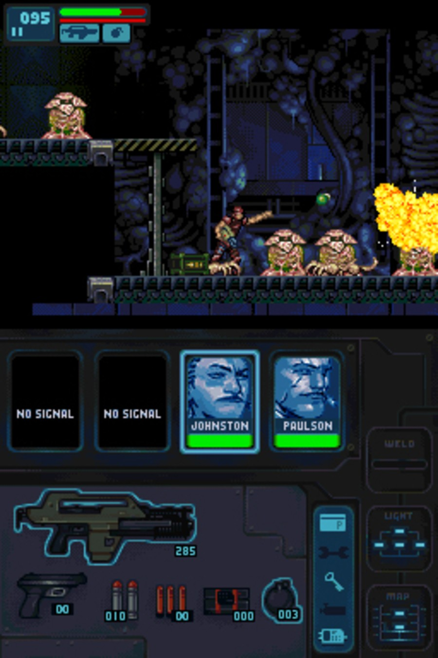 Aliens: Infestation Screenshot