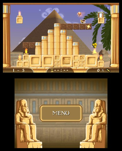 Pyramids Screenshot