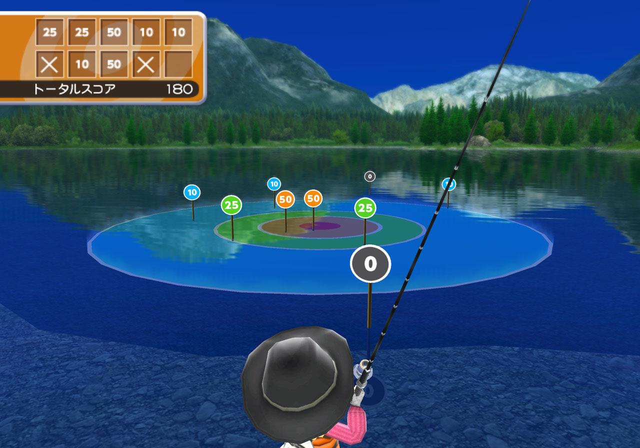 Fishing Resort (Wii) Game Profile | News, Reviews, Videos