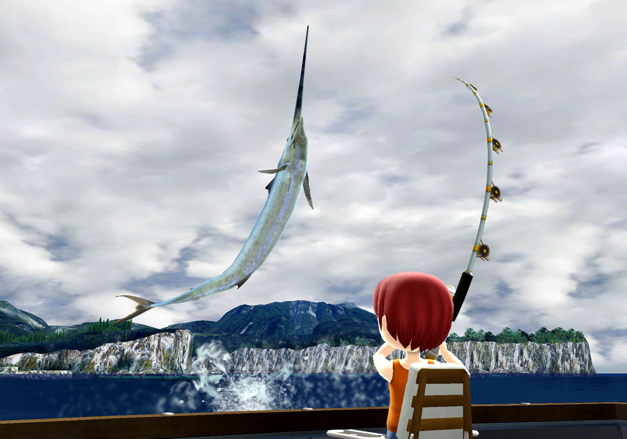 Fishing Resort Screenshot