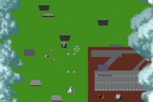 3D Classics: Xevious Screenshot
