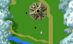 3D Classics: Xevious Review - Screenshot 1 of 3