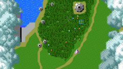 3D Classics: Xevious Screenshot