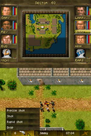 Jagged Alliance Review - Screenshot 3 of 4