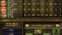 Jagged Alliance Screenshot