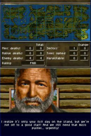 Jagged Alliance Review - Screenshot 1 of 4