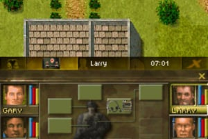 Jagged Alliance Screenshot