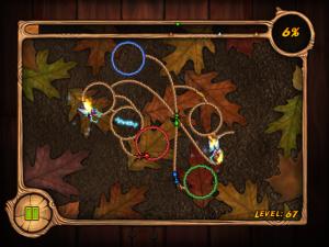 Burn the Rope Review - Screenshot 1 of 2