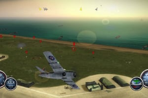 Combat Wings: The Great Battles of WWII Screenshot