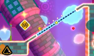 Pac-Man & Galaga Dimensions Review - Screenshot 2 of 4