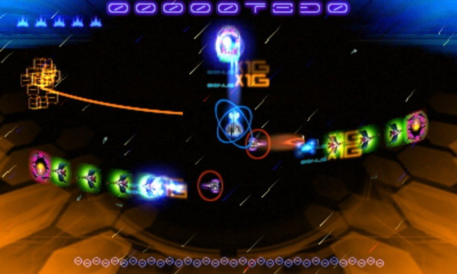Pac-Man & Galaga Dimensions Screenshot
