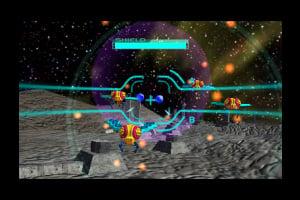 Pac-Man & Galaga Dimensions Screenshot