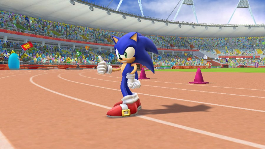 Mario & Sonic at the London 2012 Olympic Games Review - Screenshot 1 of 3