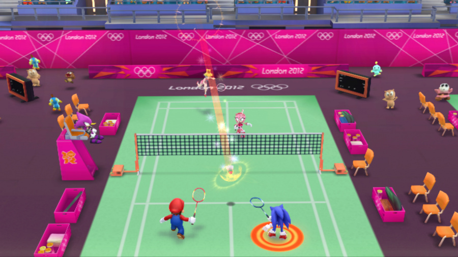 Mario & Sonic at the London 2012 Olympic Games Review - Screenshot 3 of 3