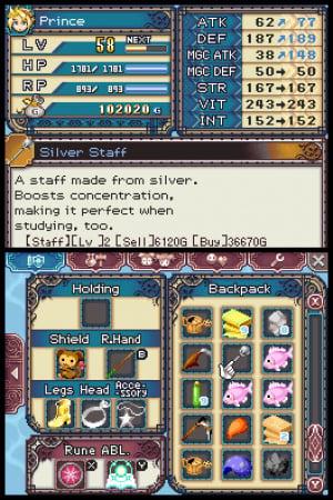 Rune Factory 3: A Fantasy Harvest Moon Review - Screenshot 1 of 3