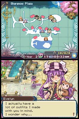 Rune Factory 3: A Fantasy Harvest Moon Screenshot