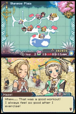 Rune Factory 3: A Fantasy Harvest Moon Review - Screenshot 1 of 3