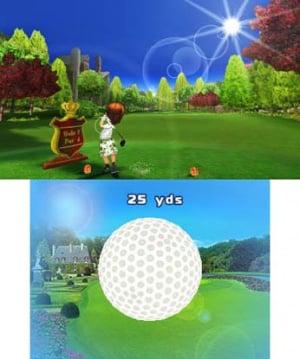 Let's Golf! 3D Review - Screenshot 1 of 3