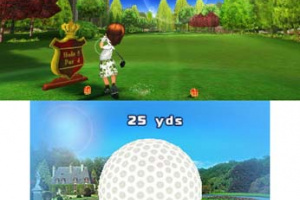 Let's Golf! 3D Screenshot
