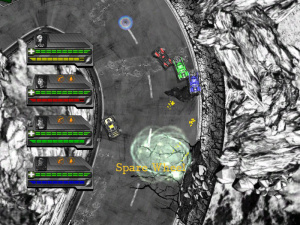 Monochrome Racing Review - Screenshot 3 of 3