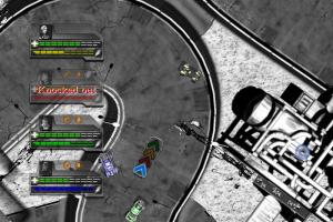Monochrome Racing Screenshot