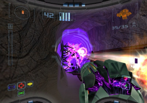 Metroid Prime 2: Echoes Review - Screenshot 2 of 4