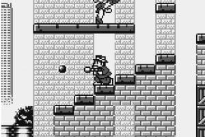 Avenging Spirit Screenshot