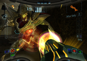 Metroid Prime 2: Echoes Review - Screenshot 3 of 4