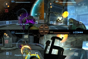 Metroid Prime 2: Echoes Screenshot