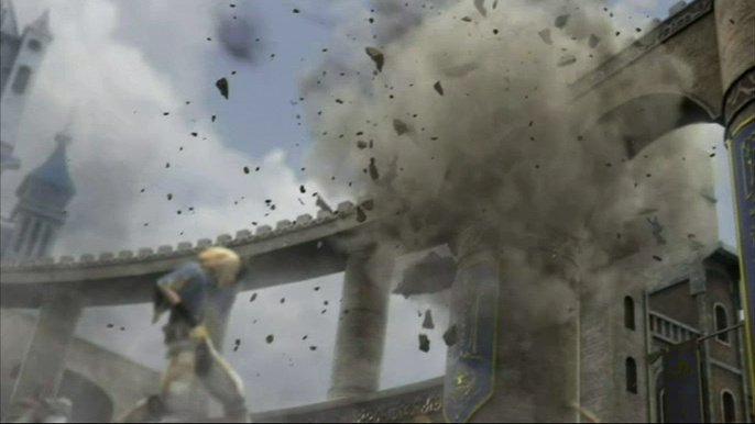 Pandora's Tower Screenshot