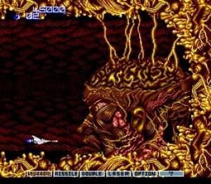 Gradius II: Gofer no Yabou Review - Screenshot 1 of 2