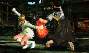 Tekken 3D Prime Edition Review - Screenshot 2 of 5