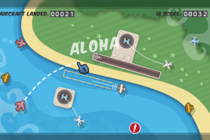 Flight Control Screenshot