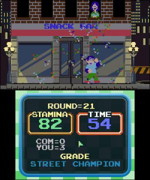 3D Classics: Urban Champion Review - Screenshot 3 of 5