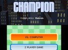 3D Classics: Urban Champion Screenshot