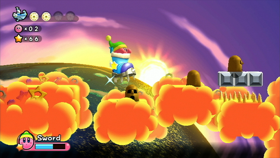 Kirby's Return to Dream Land Review - Screenshot 1 of 4