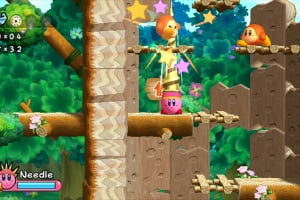 Kirby's Return to Dream Land Screenshot