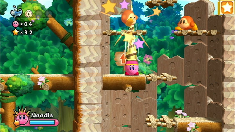 Kirby's Return to Dream Land Review - Screenshot 3 of 4