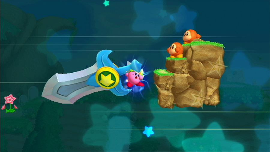 Kirby's Return to Dream Land Review - Screenshot 2 of 4
