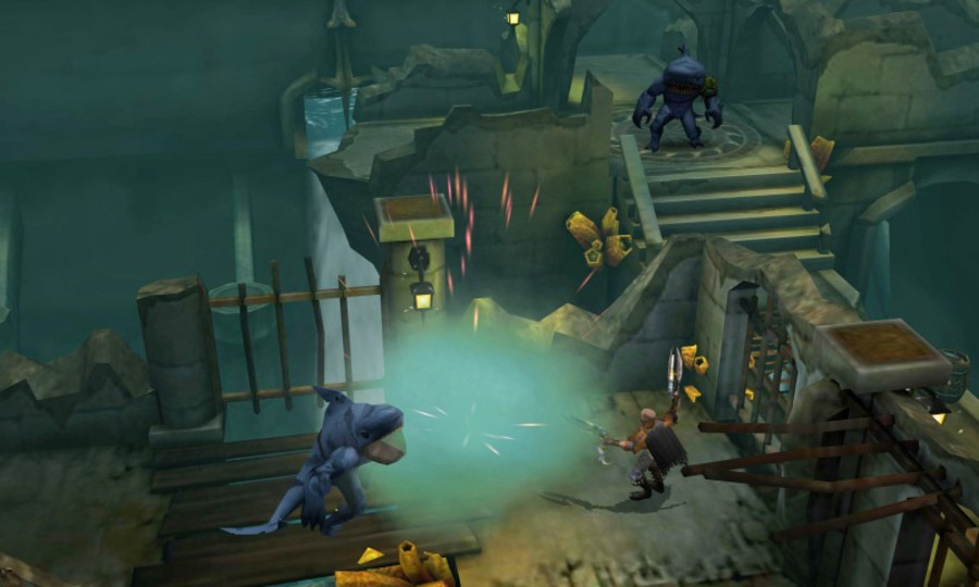 Heroes of Ruin Screenshot