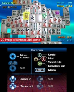 Mahjong CUB3D Review - Screenshot 3 of 4
