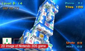 Mahjong CUB3D Review - Screenshot 2 of 4