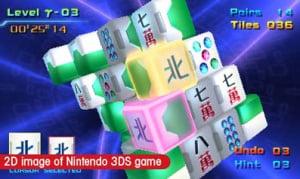 Mahjong CUB3D Review - Screenshot 1 of 4