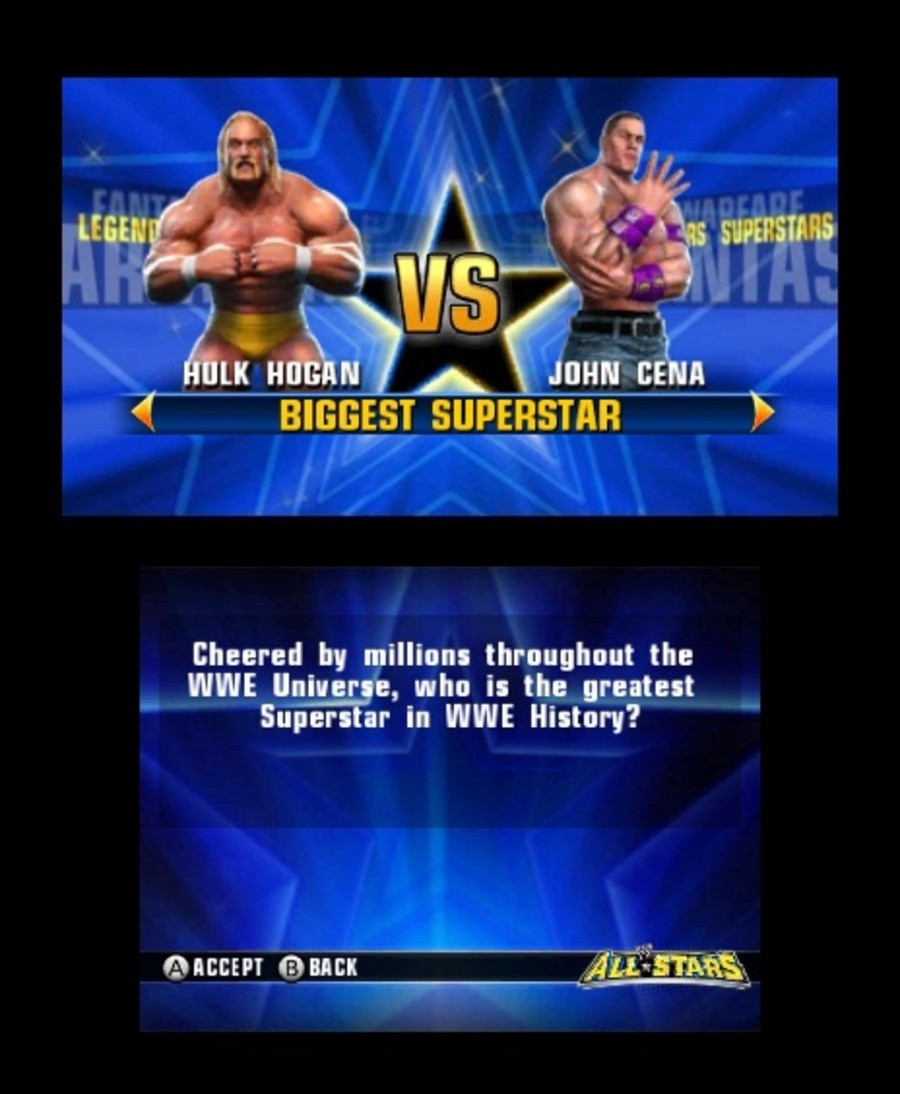 WWE All Stars Screenshot