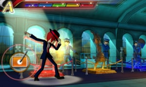 Rhythm Thief & the Emperor's Treasure Review - Screenshot 2 of 5