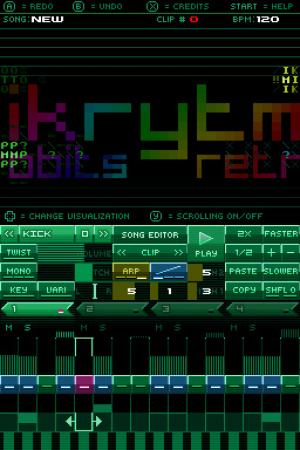 Rytmik Retrobits Review - Screenshot 2 of 2