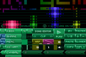 Rytmik Retrobits Screenshot