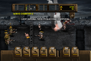 Trenches Generals Screenshot