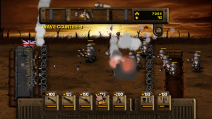 Trenches Generals Review - Screenshot 1 of 4