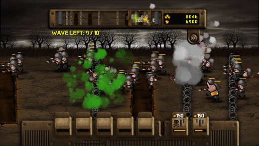 Trenches Generals Screenshot
